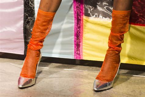 cuisine des femmes les chaussures tendance qui vont marquer le printemps été 2018