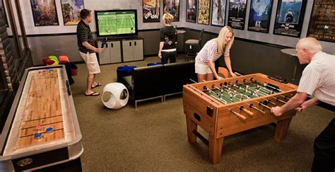Cool Game Room Decorating Ideas