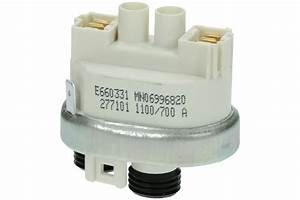 Miele Pressure Switch  Pressure Switch 1100 700mm  For