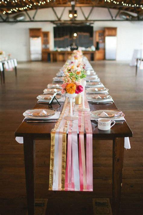 fabulous wedding table runners weddingsonline