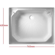 Plastic Shower Tray 24 x 30