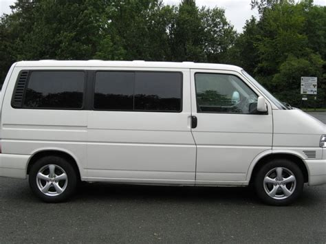 Volkswagen Caravelle Hd Picture by 2000 Volkswagen Caravelle I T4 Pictures Information