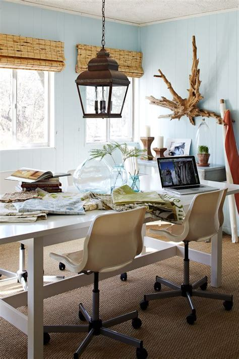 beach inspired home office designs digsdigs