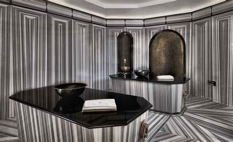 luxury collection introduces  langley spa