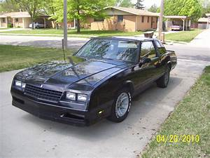 Afmike2010 1986 Chevrolet Monte Carlo Specs  Photos