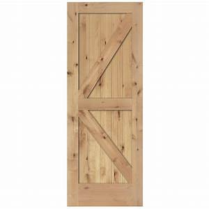 steves sons 30 in x 84 in 2 panel barn solid core With 34 inch barn door