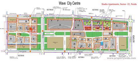 wave mega city centre sector 32 noida apartment