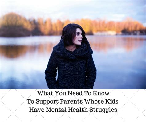 what you need to about parents of with mental 854 | What You Need to KnowAbout Parents Of Kids WithMental Health Struggles 1