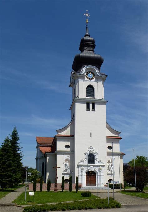 Friesenheim, Die Katholische Kirche Stlaurentius, Im