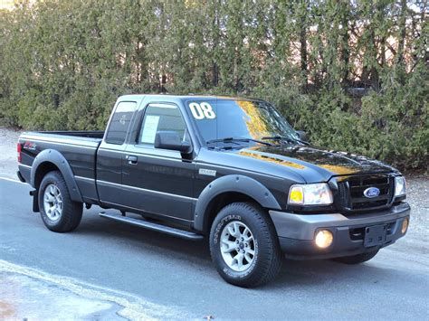 used 2008 ford ranger fx4 rd at auto house usa saugus