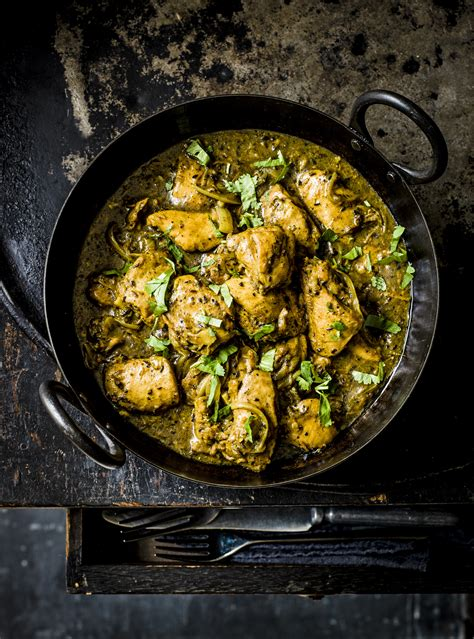 Healthy Chicken Curry Recipe - olive magazine