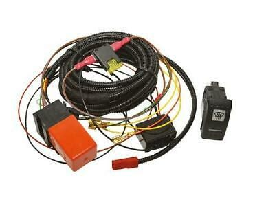 Defender Heated Wind Screen Wiring Harness Relay