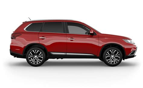 Mitsubishi Motors For Sale by Mitsubishi Outlander Four Wheel Drives For Sale
