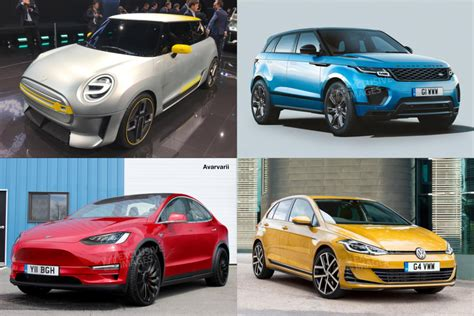 2019 New Vehicles by Best New Cars For 2019 And Beyond Auto Express