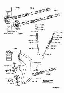 Toyota Cressida Shim  Valve Adjustin  Engine