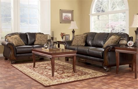 Stylish Cozy Furniture Traditional Living Room Sets