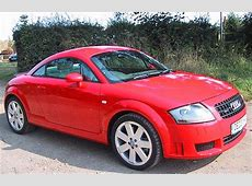 Audi TT 32 DSG 2003 Road Test Road Tests Honest John