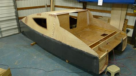 Mini Wooden Boat Plans by Mini Pontoon Boat Plans Ftempo