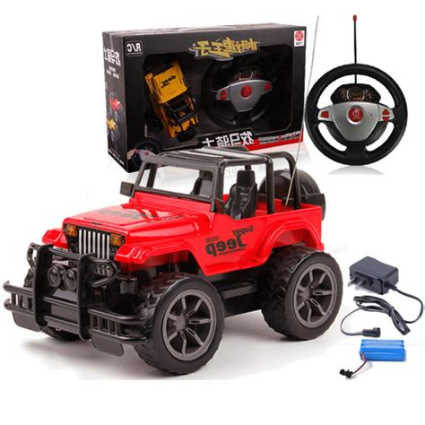 toy jeep car free shipping 2015 new arrived 1 24 fashion remote control