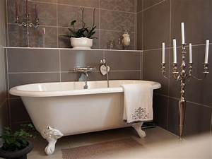 awesome decoration salle de bain romantique pictures With meuble de salle de bain romantique