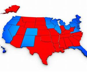 No, Hillary Clinton: It's the Red States That Are Dynamic ...