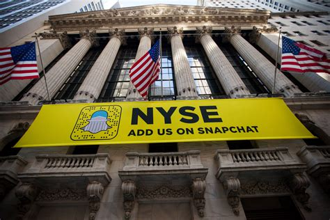 Snap Said to Launch IPO on New York Stock Exchange in ...