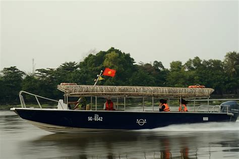 Cu Chi Tunnels Tour By Boat by Cu Chi Tunnels Guide War History Tours Les Rives