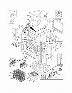 Wiring Diagram Electrolux Oven