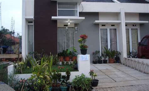 gambar foto desain rumah bagus contoh