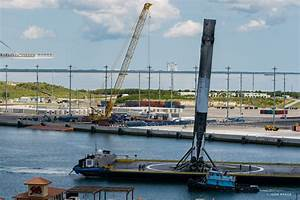 Recovered SpaceX Falcon 9 'Lifts Off' 2nd Time After 'Baby ...