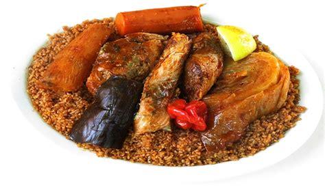 recette cuisine africaine recette africaine le thieboudienne sénégalais