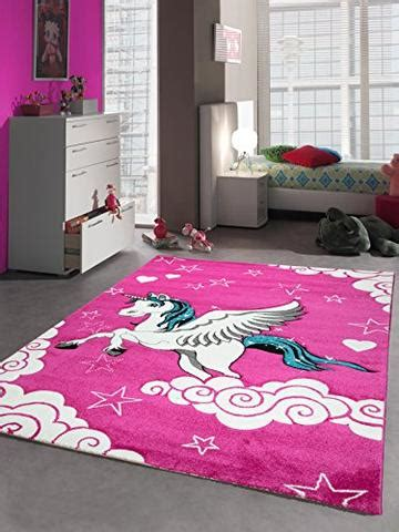 Large Rainbow Unicorn Themed Rug 195 x 145cm – All Things
