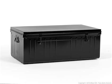 pot rangement cuisine de rangement métal 100x55cm iron noir