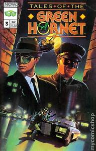 Name For A Cover Letter Tales Of The Green Hornet 1992 01 04 2nd Series Comic Books
