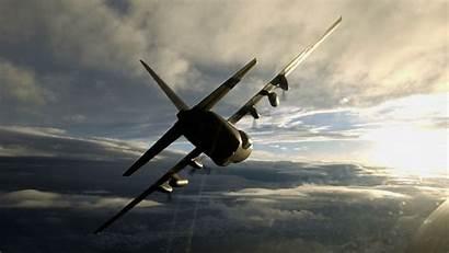 130 Hercules Ac Gunship Lockheed Wallpapers C130