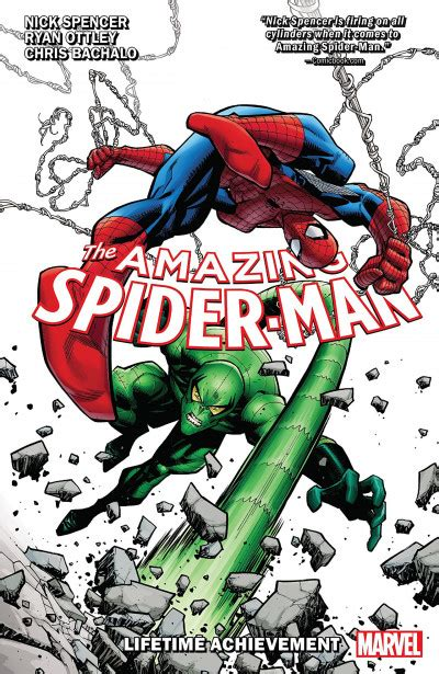 amazing spider man vol  lifetime achievement reviews