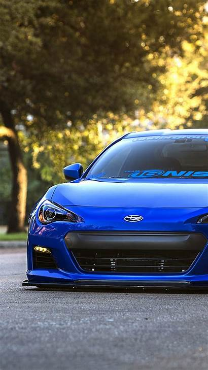 Subaru Android Brz Samsung Iphone Wallpapers Cars