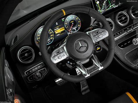 mercedes c 2019 interior mercedes c63 s amg coupe 2019 picture 69 of 96