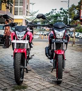 Komparasi Fisik Honda All New Cb150r Vs Honda Cb150r Old