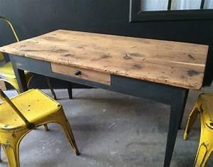 Table Bistrot Ancienne : table bistrot ancienne ~ Melissatoandfro.com Idées de Décoration