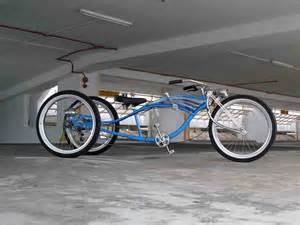 Lowrider Bike 3 Wheel Bicycle
