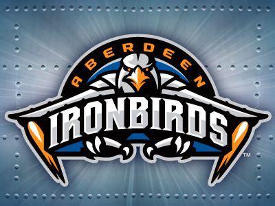 aberdeen ironbirds logos graphics  sport design