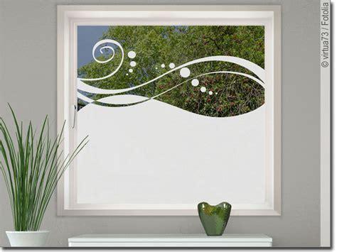 Fensterfolie Design  Glastattoo Maßanfertigung
