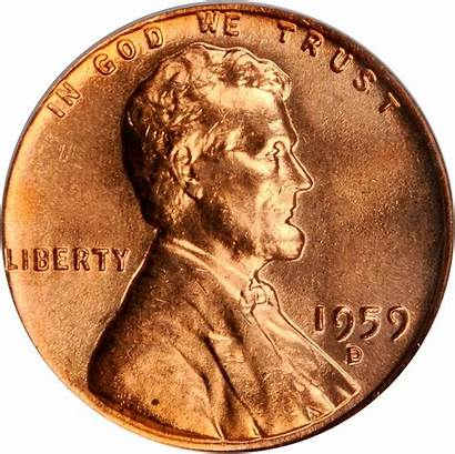 1959 Value Lincoln Memorial Coins Cent Cents