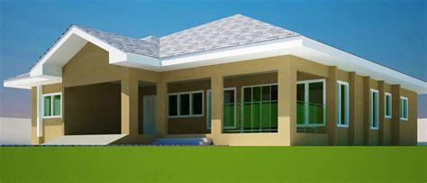 Home Design 4 Rooms : Mandata 4 Bedroom House Plan