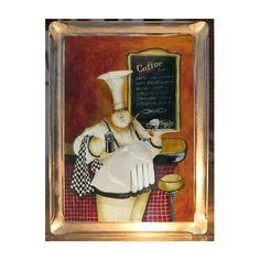 chef decor hobby lobby 1000 images about glass blocks on decorative