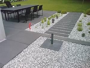 Dalles Beton Terrasse : dalles en b ton intercarro carreaux parquet et pierre naturelle ~ Melissatoandfro.com Idées de Décoration