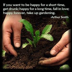 Gardening Equal... Garden Happiness Quotes