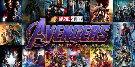 avengers      endgame screen rant