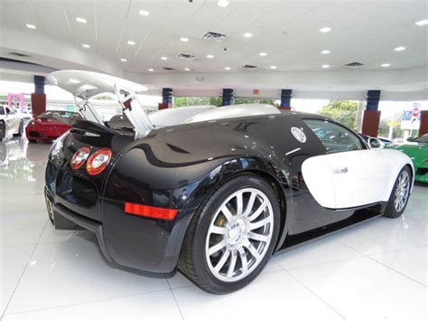 Shop bugatti veyron vehicles for sale in los angeles, ca at cars.com. Florida Dealer Has Two Bugatti Veyrons For Sale | Carscoops
